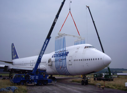 Lifting Fuselage